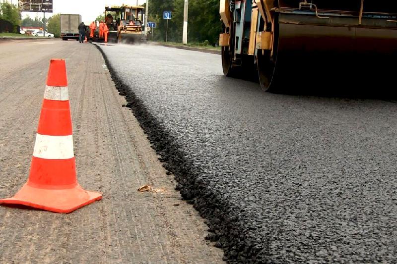 150 км автодороги Самара - Шымкент отремонтируют в этом году