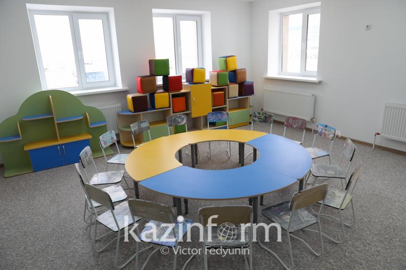 По 2 детских сада построят в рамках ГЧП в Усть-Каменогорске и Семее
