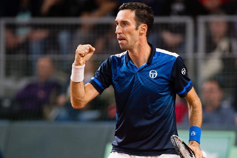 Теннис: Кукушкин Марсель турнирінің жартылай финалына шықты