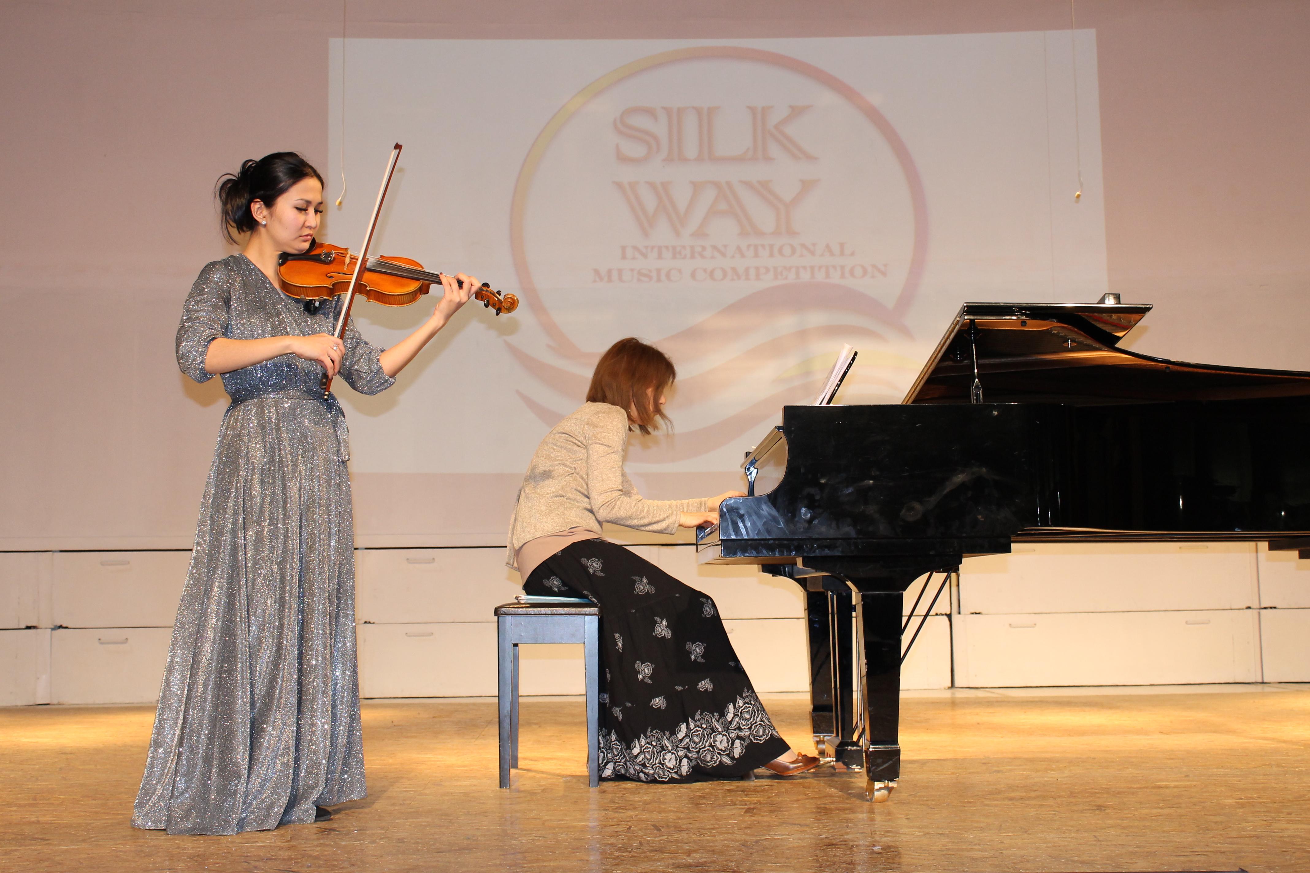 Девять стран участвуют в музыкальном конкурсе  «Шёлковый путь» в Павлодаре
