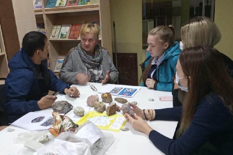 Павлодарцам рассказывают об уникальности родного края