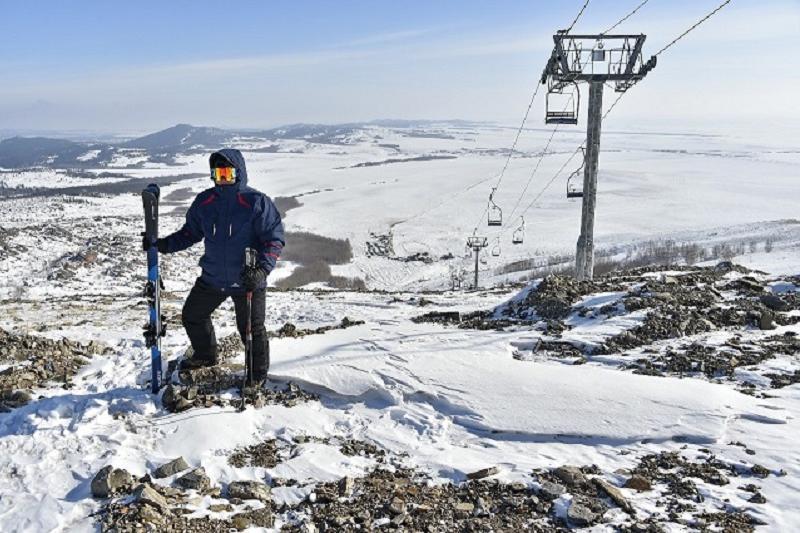 Баянаульскую горнолыжную базу в воскресенье посетили 300 туристов