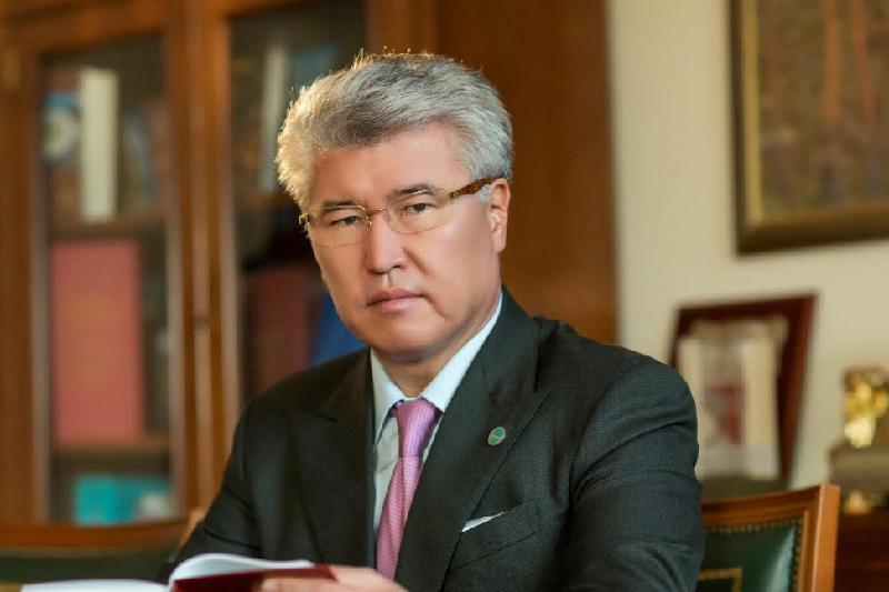 Arystanbek Mukhamediuly appointed as Director of Kazakhstan National Museum