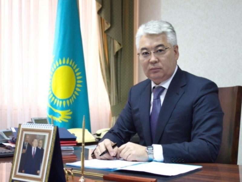 阿塔穆库洛夫——哈萨克斯坦外交为国家、民族经济、每一位公民带来实际利益