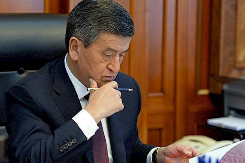Kyrgyzstan ratifies EAEU-China trade and economic coop agrt