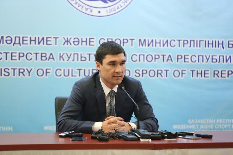 Серик Сапиев: Мы ждем официального решения ВАДА по делу о Полторанине