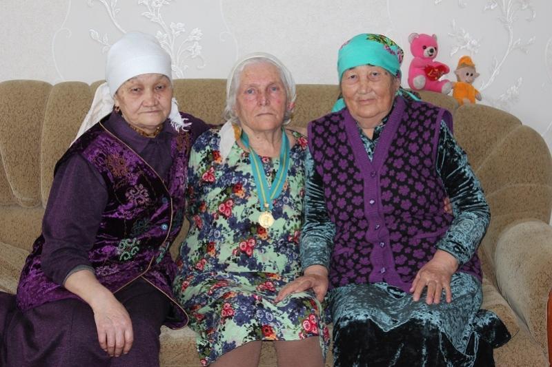 Қазақ халқына, көршілеріме ризамын - «Алтын алқа» иегері