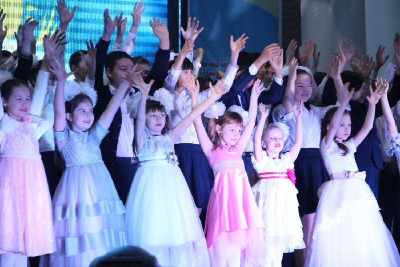Благотворительная акция «Асар» прошла в День благодарности в Акмолинской области