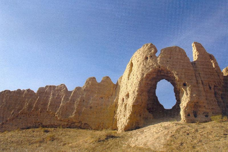 Жанкентте үш түрлі мәдениеттің болғанын айғақтайтын бұйымдар табылды
