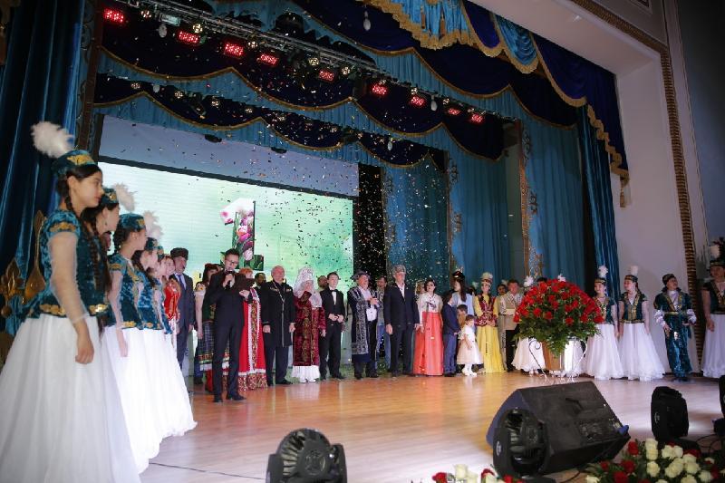 День благодарности отметили в Атырауской области