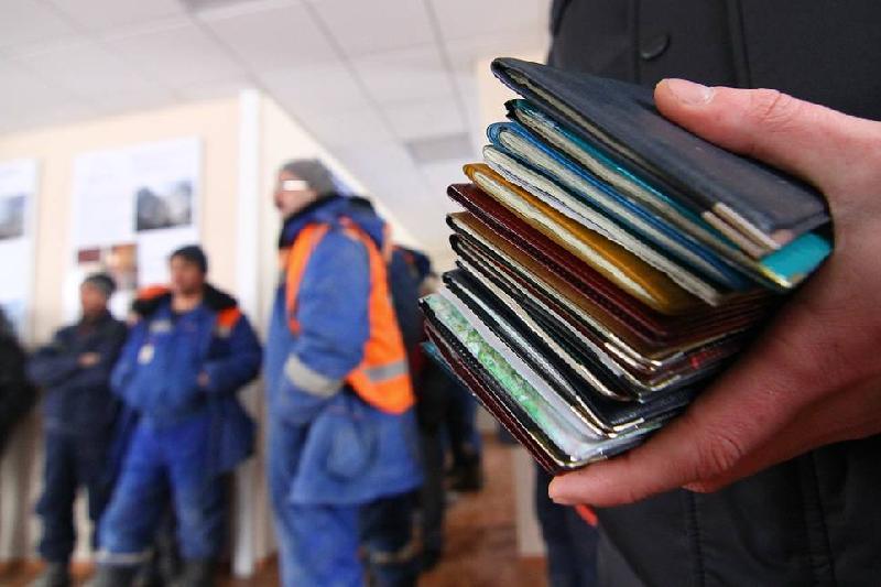 10 иностранцев незаконно работали в Кокшетау