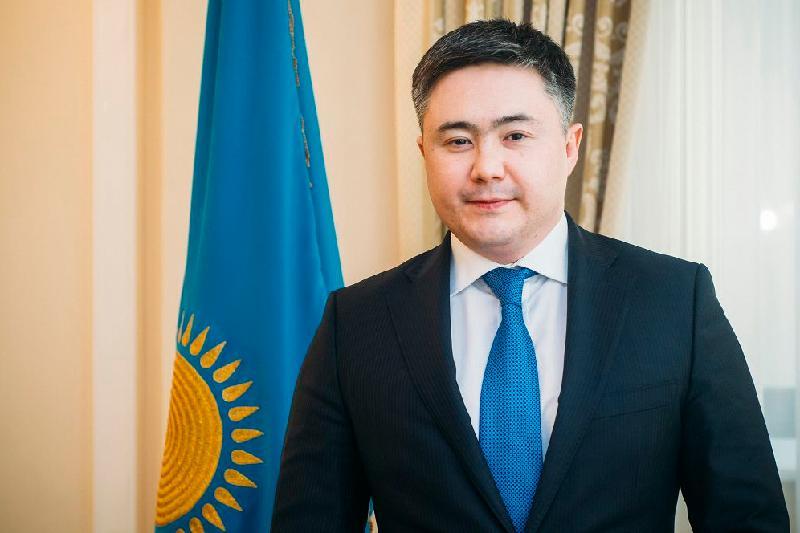 Тимур Сулейменов назначен помощником Президента РК