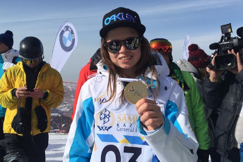 Юлия Галышева Әлем кубогы кезеңінде алтын медаль жеңіп алды