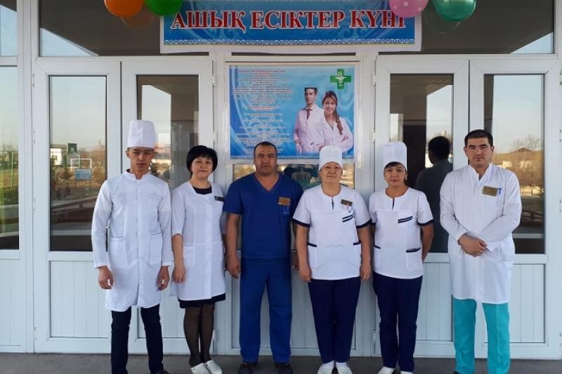 Случайно узнала о долгожданной беременности во время осмотра жительница Туркестанской области