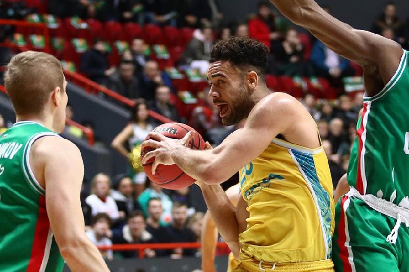 Баскетболисты «Астаны» уступили эстонским чемпионам в рамках Единой лиги ВТБ