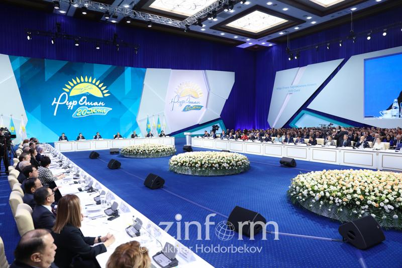 Инициативы Нурсултана Назарбаева помогут процветанию народа Казахстана - Киртан Бана