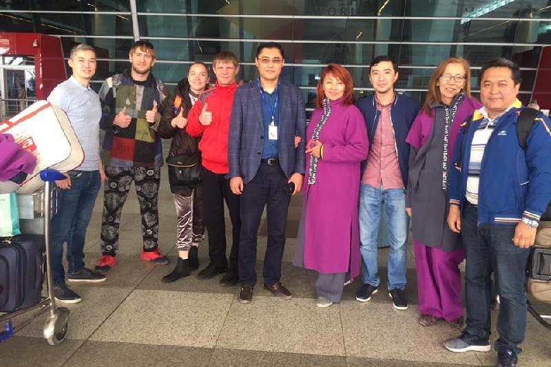 Diplomats assist Kazakhstanis stuck at Indian airports