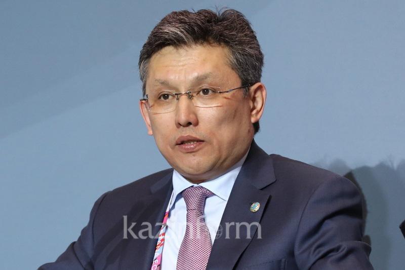Kazakhstan names new Trade Minister