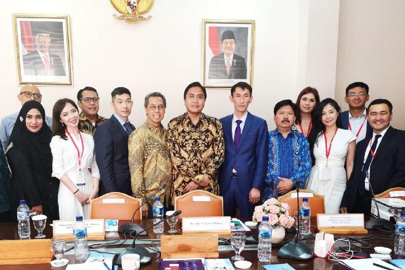 Авиасообщение между Алматы и Джакартой предложили наладить в Индонезии
