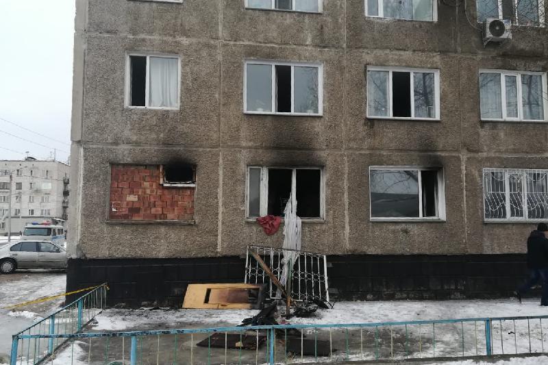 Взрыв в Павлодаре: есть жертвы