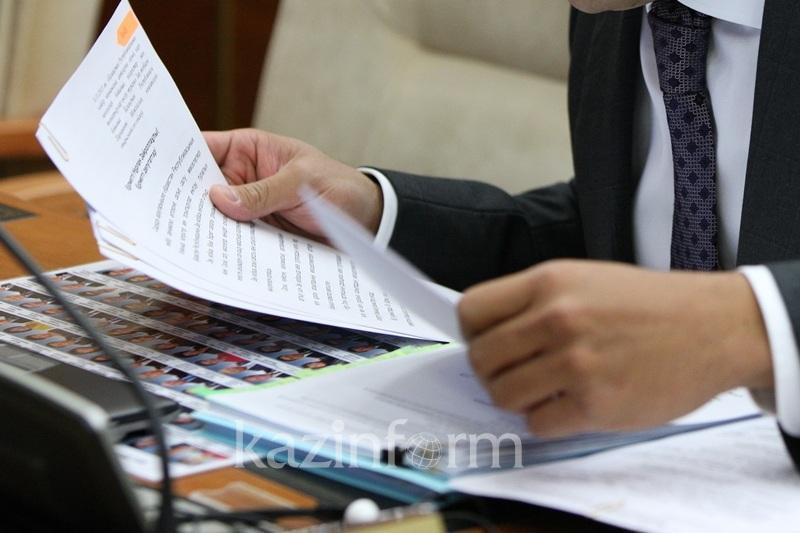 Вице-министр финансов: Первыми декларировать свои доходы будут госслужащие и их семьи