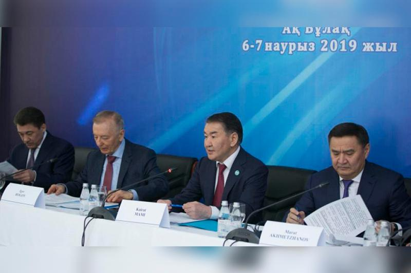 OSCE Programme Office in Astana supports discussion on criminal justice development