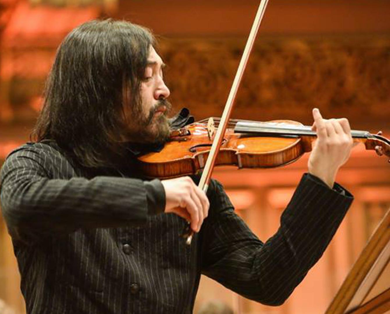 Известный скрипач Арман Мурзагалиев представит концерт в «Астана Опера»