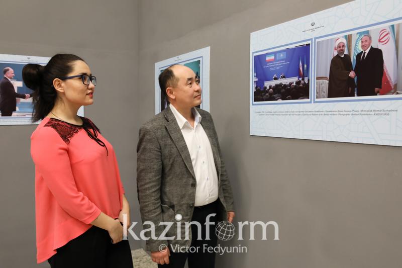 Kazakhstan and Iran mark 27th anniversary of diplomatic relations