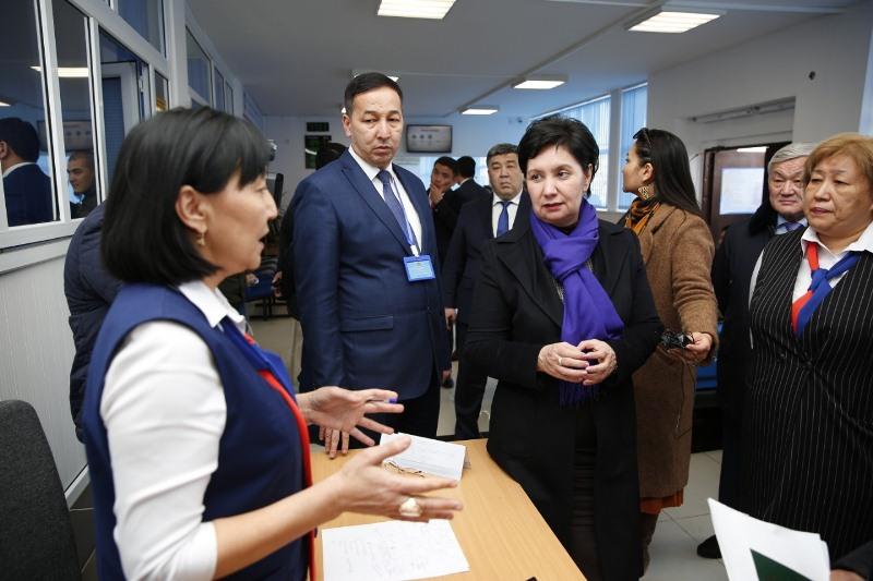 Итоги первого дня работы членов Правительства в Атырауской области