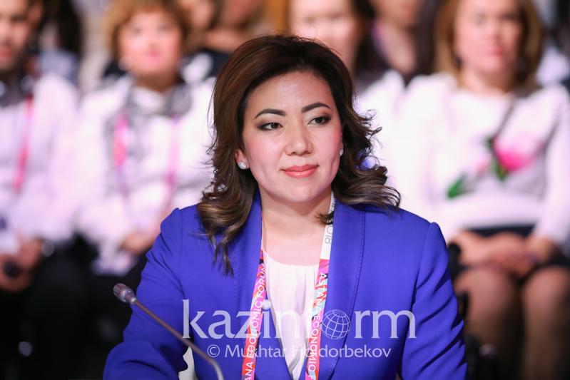 Ұлттық экономика министрі  Мәдина Әбілқасымованың тағайындалуына пікір білдірді