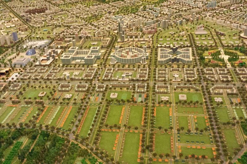 Где в Астане построят новое здание Каздрамтеатра