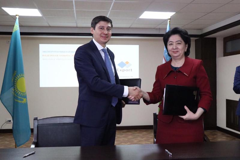 «КazаkhExport» открыл свой офис в Ташкенте
