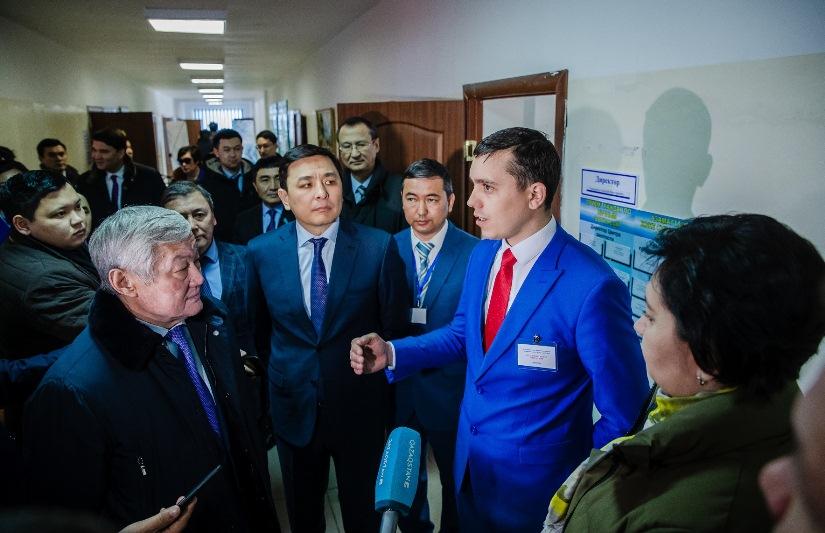 Гульшара Абдыкаликова напомнила о социальной ответственности бизнес-сообществу ЗКО