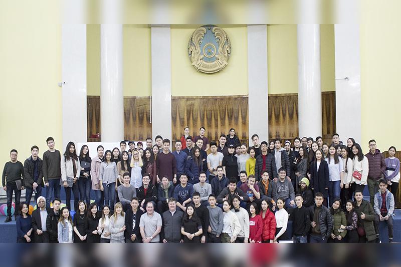 Хакатон для начинающих предпринимателей прошел в Алматы
