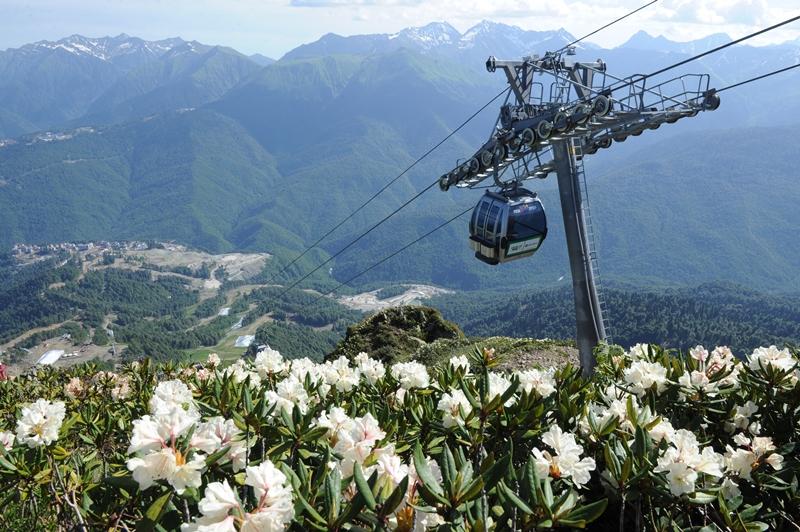Дни горного курорта «Шымбулак» пройдут на крупнейшем горнолыжном курорте России