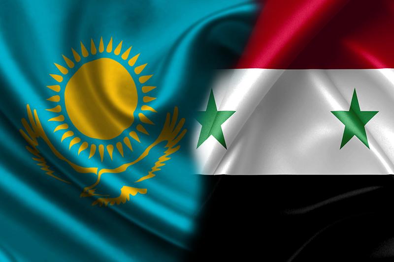 Kazakhstan to restore Al Farabi Cultural Centre in Damascus