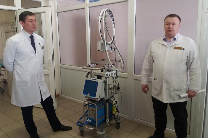 Акмолинская медицина внедряет инновационные технологии