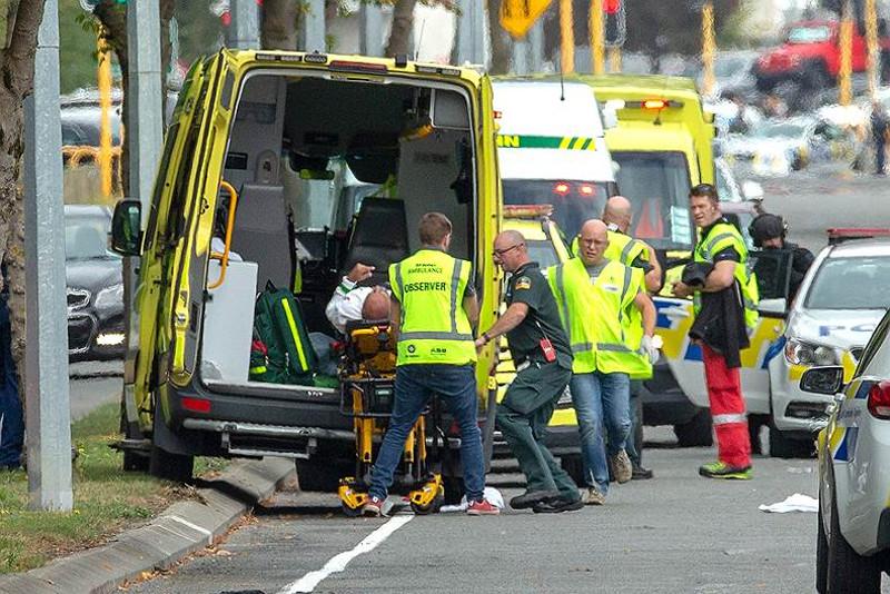 Жаңа Зеландияда мешітте болған атыстан 27 адам қаза тапты