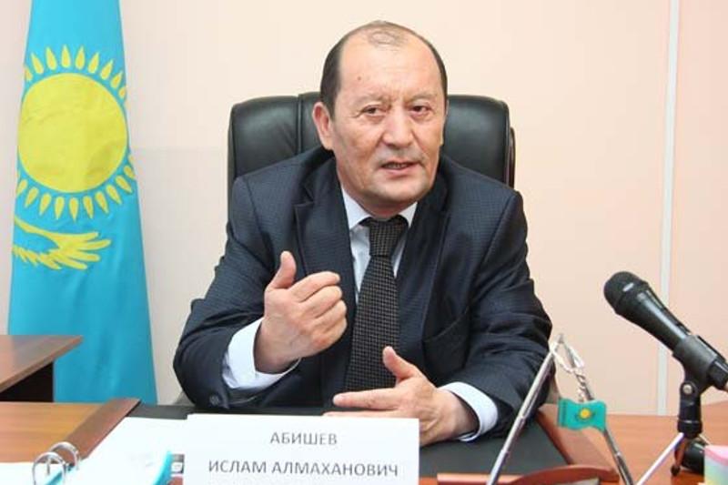 Глава Комитета по водным ресурсам отстранен от должности