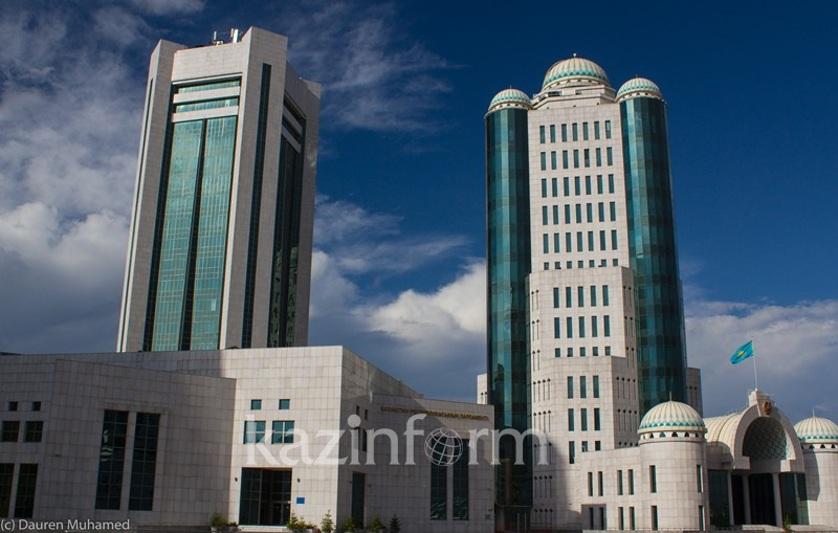 Касым-Жомарт Токаев принял послов Афганистана и Пакистана