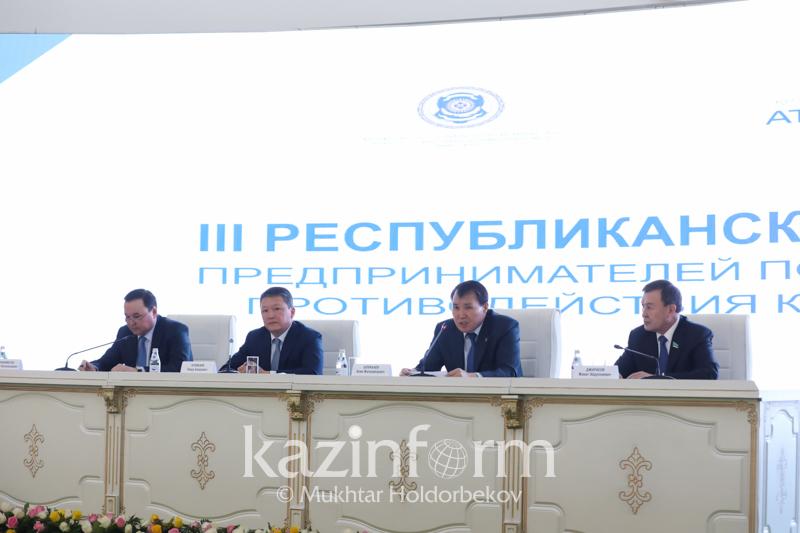 Алик Шпекбаев: Бизнесмендерден түскен шағымдардың 90 пайызын шештік