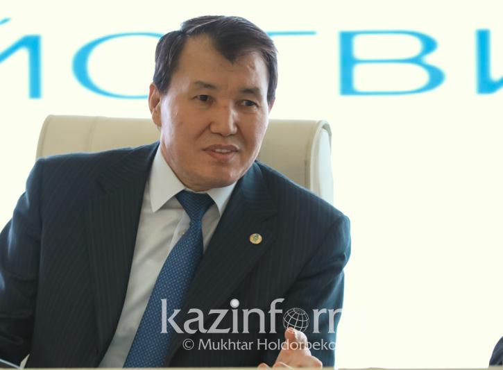 О борьбе за чистоту рядов АДГСПК рассказал Алик Шпекбаев