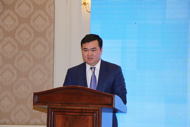 Kazakhstan partakes in first Central Asian Economic Forum in Tashkent