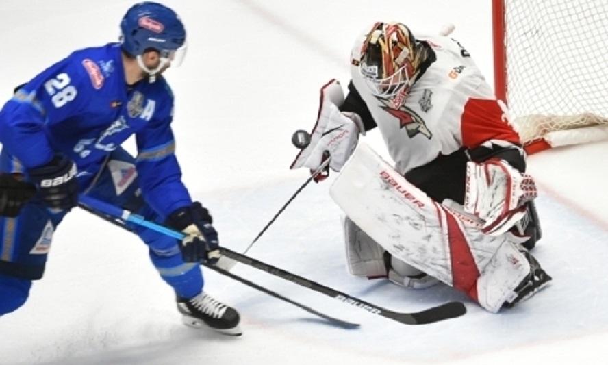 Где и во сколько смотреть трансляцию второго матча плей-офф КХЛ «Барыс»-«Авангард»