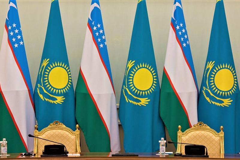 Подписан план мероприятий по проведению Года Казахстана в Узбекистане
