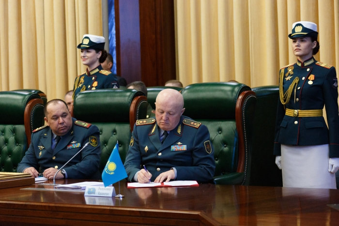 CIS military cooperation development prospects debated in Moscow