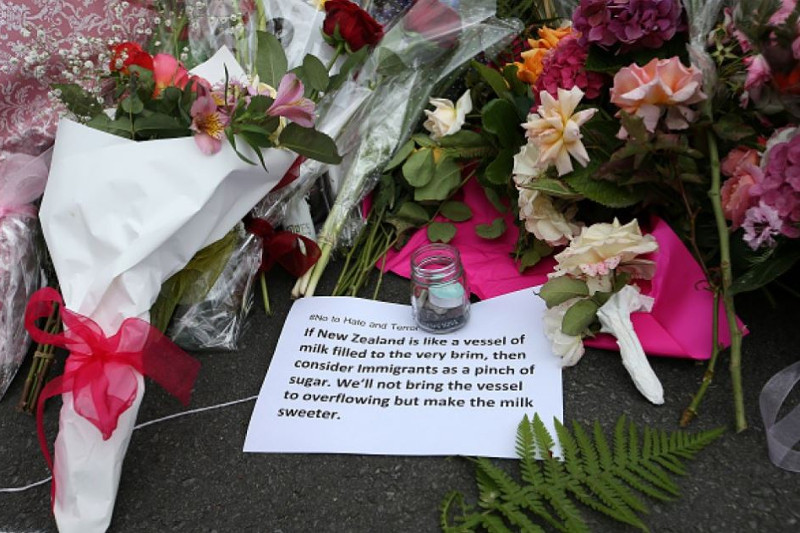 Gunman named, charged with murder for Christchurch terror shooting
