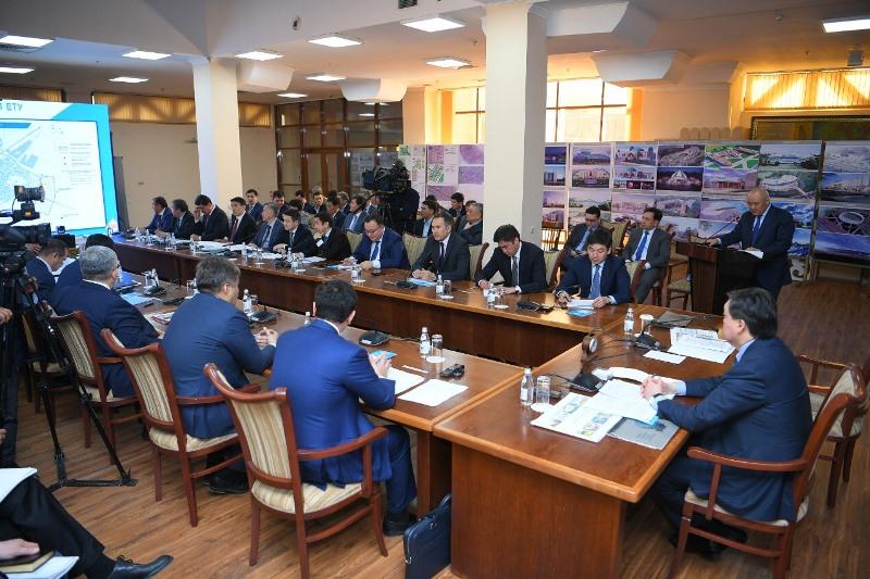 Премьер-Министр Түркістан облысын дамыту перспективалары жөнінде кеңес өткізді