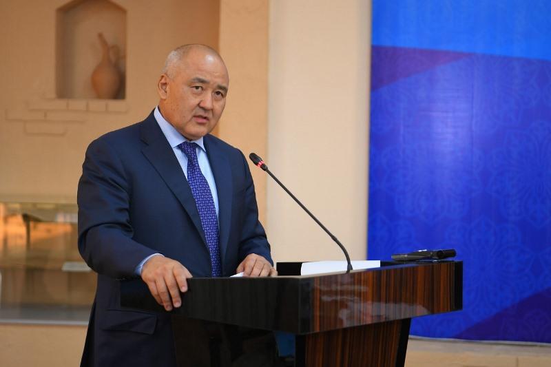 Шөкеев Үкімет басшысынан Түркістандағы нысандарды тездетіп аяқтауға ықпал етуді сұрады