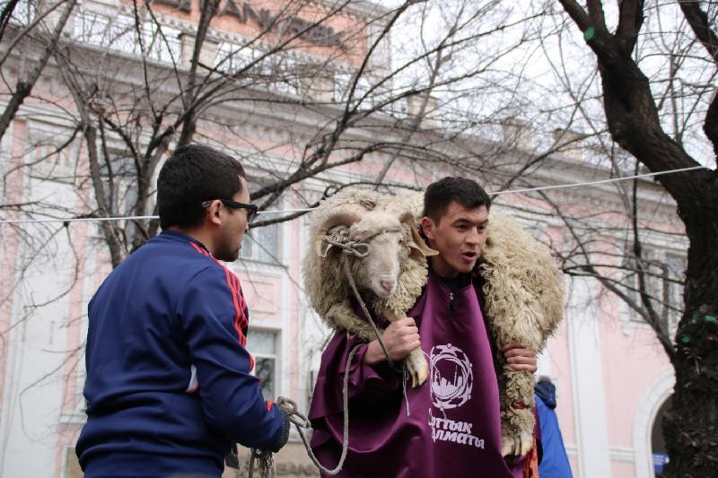 Состязания по национальным видам спорта пройдут на Наурыз в Алматы
